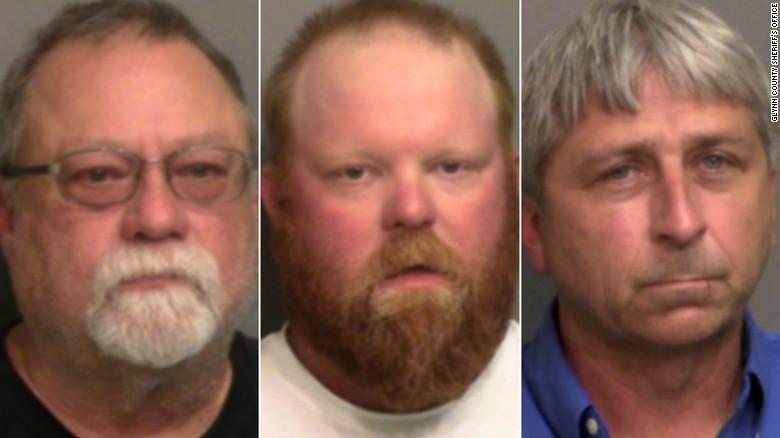 Mỹ xử vụ ba người da trắng giết một người da màu  - ảnh 1