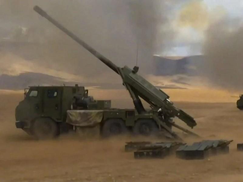 Ấn-Trung triển khai lính, vũ khí đến biên giới tranh chấp - ảnh 2
