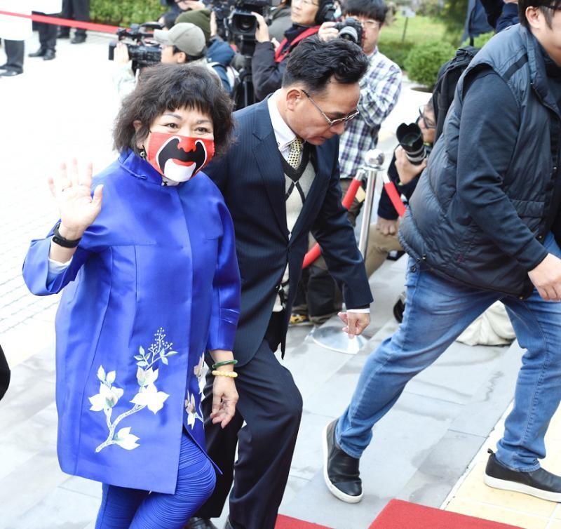 Bà Thái Anh Văn kêu gọi hòa giải chính trị tại Đài Loan - ảnh 3