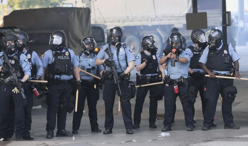 Biểu tình Mỹ: Nhiều nơi cắt ngân sách, giải thể Sở Cảnh sát - ảnh 1