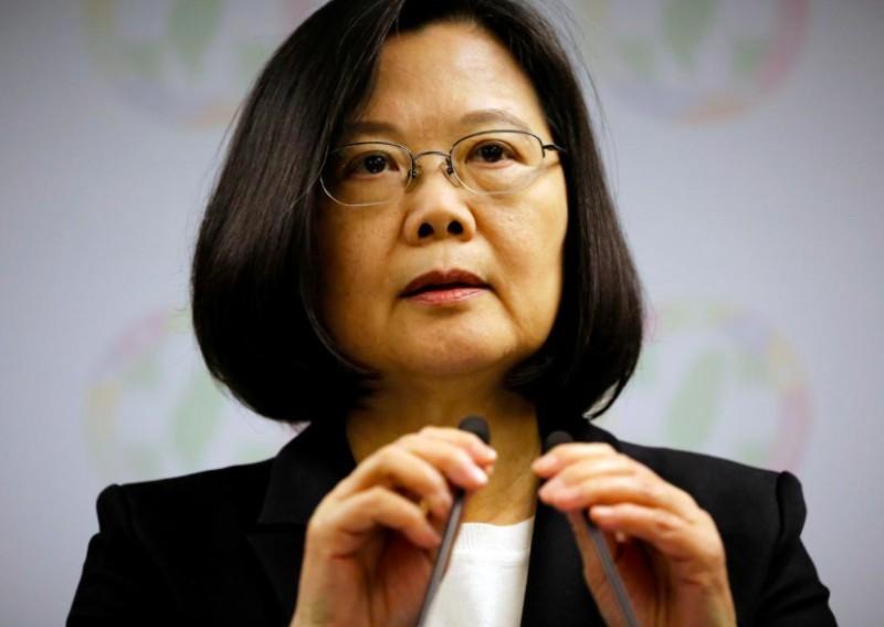 Bà Thái Anh Văn kêu gọi hòa giải chính trị tại Đài Loan - ảnh 1