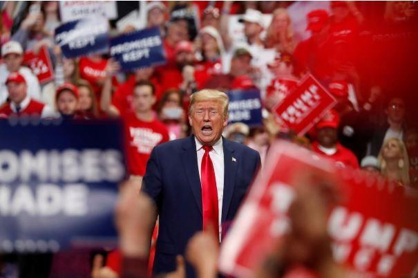 2 tuần nữa, ông Trump sẽ tiếp tục vận động tranh cử trở lại - ảnh 1
