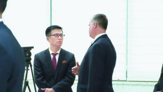Triều Tiên cảnh báo Mỹ không can thiệp vào vấn đề liên Triều - ảnh 1