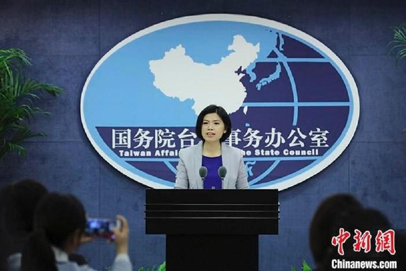 Trung Quốc lên án Mỹ 'khiêu khích nghiêm trọng' vụ Đài Loan - ảnh 1