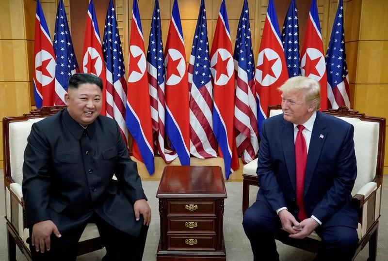 Triều Tiên: Ít lý do để duy trì quan hệ ông Trump và ông Kim - ảnh 1