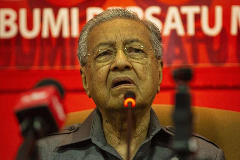 Ông Mahathir: Sẽ là thảm họa nếu ông Trump tái đắc cử - ảnh 1