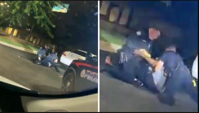 Mỹ thêm nóng: Một thanh niên da màu bị cảnh sát bắn chết - ảnh 3