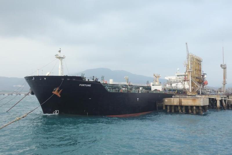 Iran sẽ đáp trả nếu Mỹ ngăn tàu mình chở dầu sang Venezuela - ảnh 1