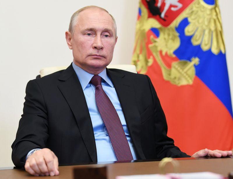 Ông Putin lên án người biểu tình bạo động ở Mỹ  - ảnh 1