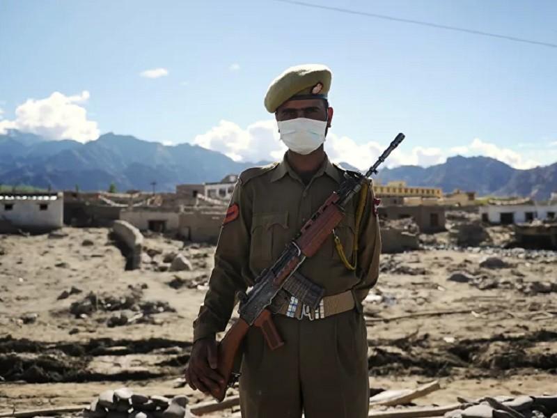 Đụng độ biên giới với Trung Quốc, 3 quân nhân Ấn Độ thiệt mạng - ảnh 1