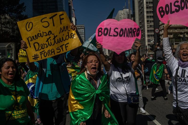 Tổng thống Brazil: Quân đội sẽ không lật đổ tổng thống dân cử - ảnh 2
