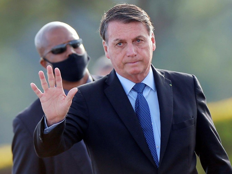 Tổng thống Brazil: Quân đội sẽ không lật đổ tổng thống dân cử - ảnh 1