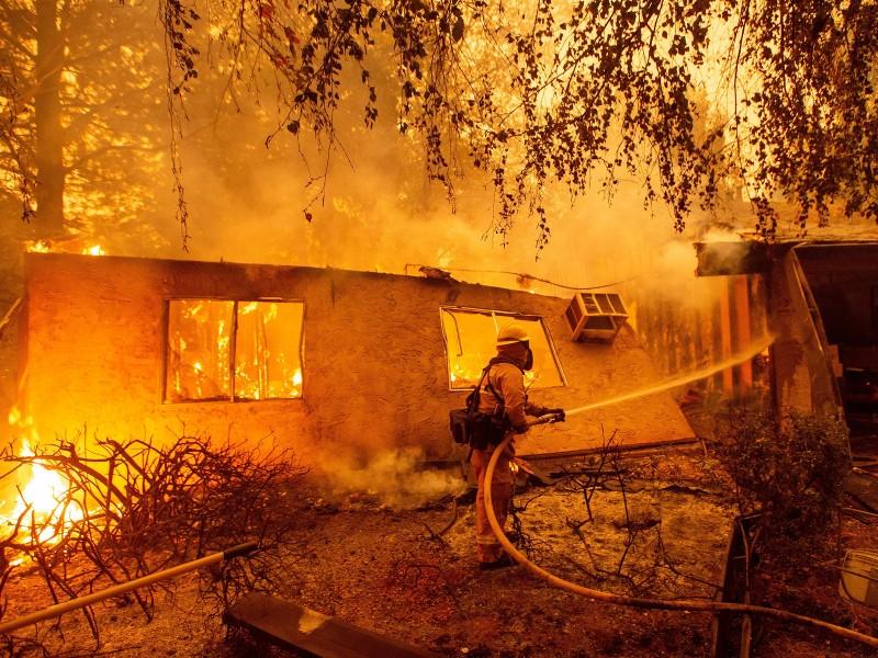 Công ty Mỹ thừa nhận gây cháy rừng làm 85 người chết - ảnh 1