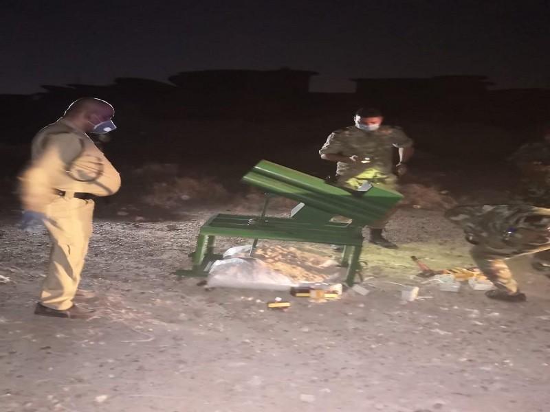 Rocket rơi xuống Vùng Xanh ở Iraq, Mỹ cho trực thăng tuần tra - ảnh 1