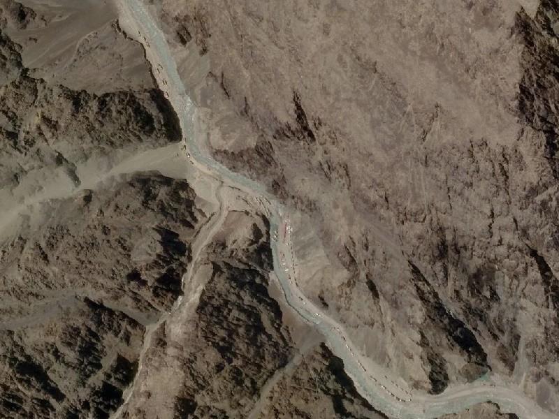 Biên giới Trung-Ấn: 2 nước tăng quân, nguy cơ quan hệ xấu đi - ảnh 1
