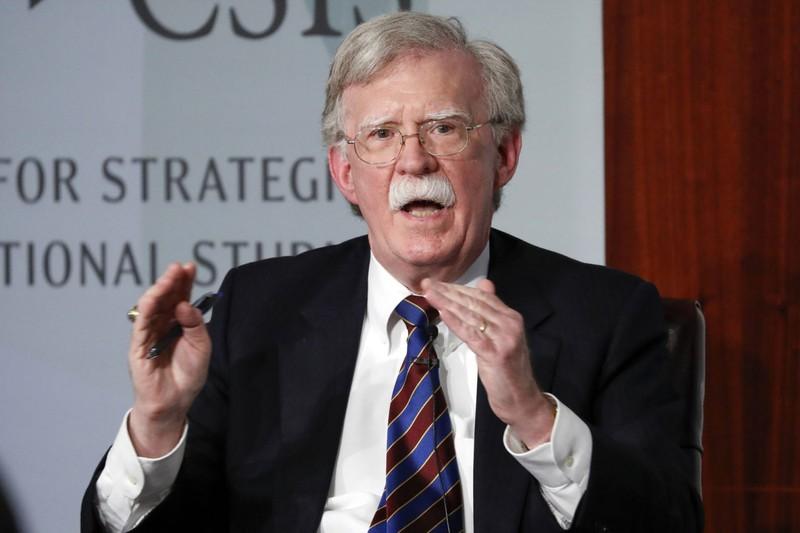 Thẩm phán Mỹ: Đã quá trễ để chặn sách của ông Bolton - ảnh 1