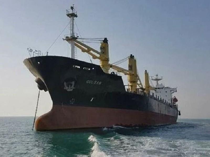 Tàu chở thực phẩm của Iran cập cảng Venezuela - ảnh 1
