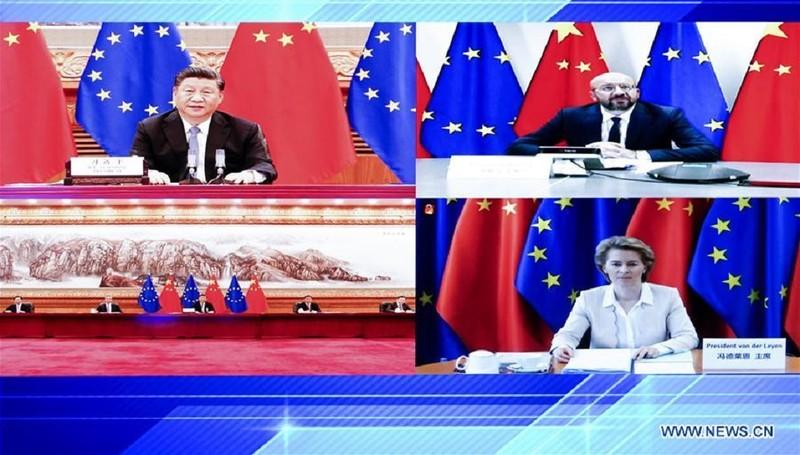 EU cảnh cáo ông Tập hậu quả tiêu cực từ luật an ninh Hong Kong - ảnh 1