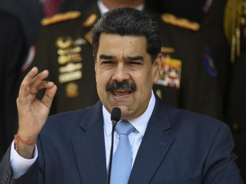 Ông Maduro nói sẵn lòng gặp ông Trump - ảnh 1