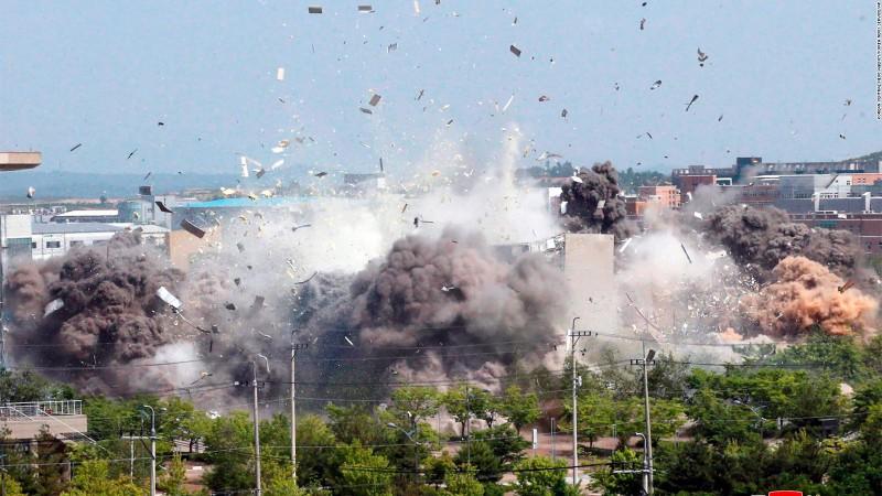 Triều Tiên bất ngờ dừng kế hoạch quân sự chống Hàn Quốc  - ảnh 1
