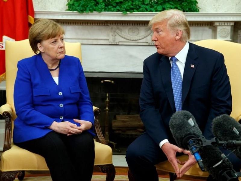 Bà Merkel: EU cần chuẩn bị kịch bản Mỹ thôi lãnh đạo thế giới - ảnh 1