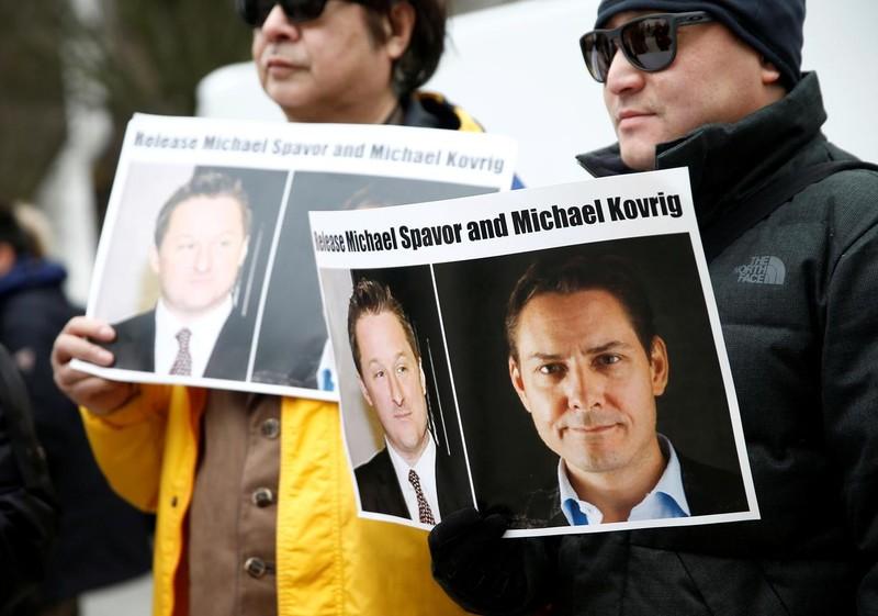 Trung Quốc phản bác cáo buộc bắt giữ tùy tiện công dân Canada - ảnh 1