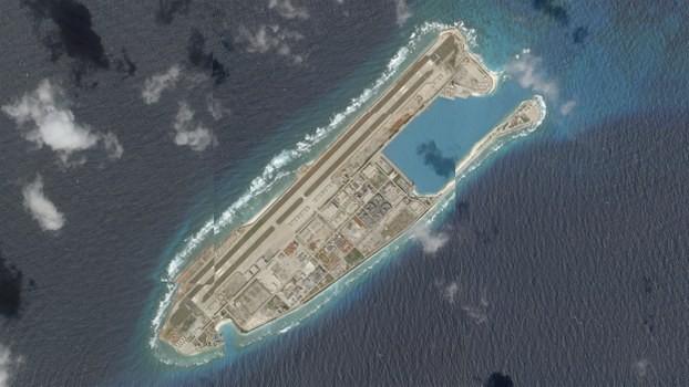 Biển Đông: Có mạch nước ngọt dưới Đá Chữ Thập  - ảnh 1