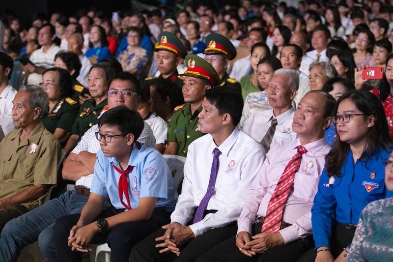 Tưng bừng Ngày hội gia đình trên phố đi bộ Nguyễn Huệ  - ảnh 6