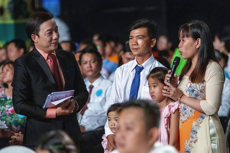 Tưng bừng Ngày hội gia đình trên phố đi bộ Nguyễn Huệ  - ảnh 5