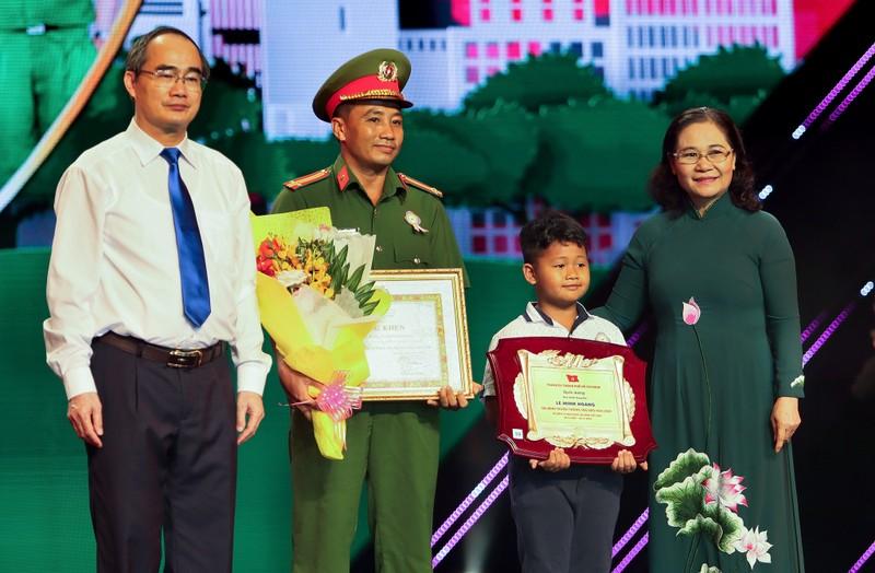 Tưng bừng Ngày hội gia đình trên phố đi bộ Nguyễn Huệ  - ảnh 2