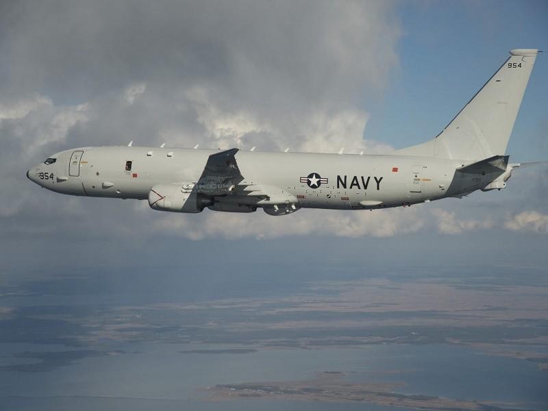 Máy bay Mỹ tuần tra gần Đài Loan, nghi săn tàu ngầm Trung Quốc - ảnh 1