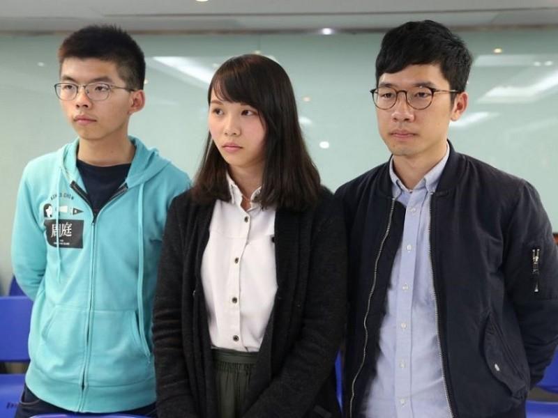 Hoàng Chi Phong và 2 đồng minh rời đảng Demosisto - ảnh 1