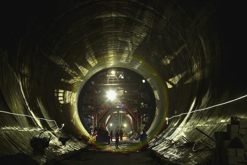 Trung Quốc vận hành siêu đập thủy điện cao gấp rưỡi Tam Hiệp - ảnh 4