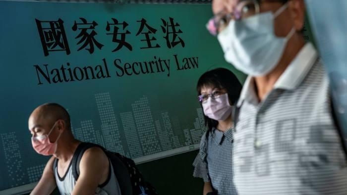 'Áp luật an ninh Hong Kong là vi phạm tuyên bố Trung-Anh'  - ảnh 2
