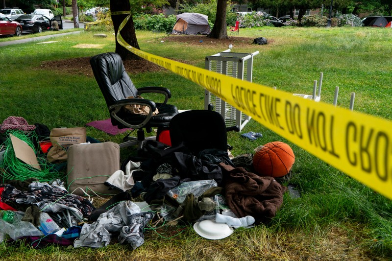 Mỹ giải tỏa 'khu tự trị' của người biểu tình ở Seattle - ảnh 2