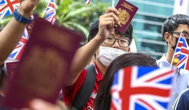 Trung Quốc đả kích liên minh tình báo 5 nước về Hong Kong - ảnh 2
