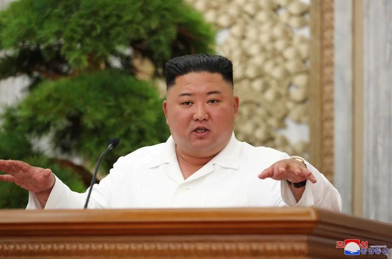 Ông Kim: Triều Tiên đã ngăn chặn đại dịch COVID-19 thành công - ảnh 1