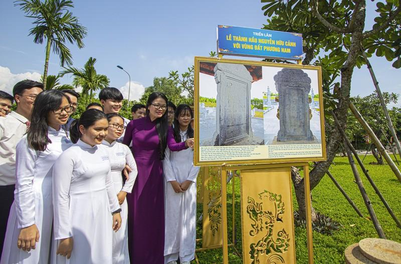 Long trọng lễ giỗ lần thứ 320 Lễ Thành hầu Nguyễn Hữu Cảnh - ảnh 11