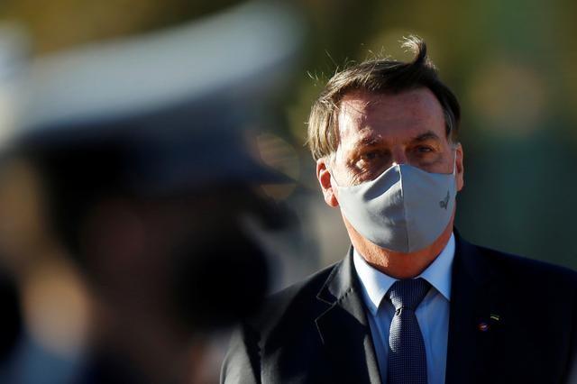 Tổng thống Brazil lại phải xét nghiệm COVID-19 - ảnh 1