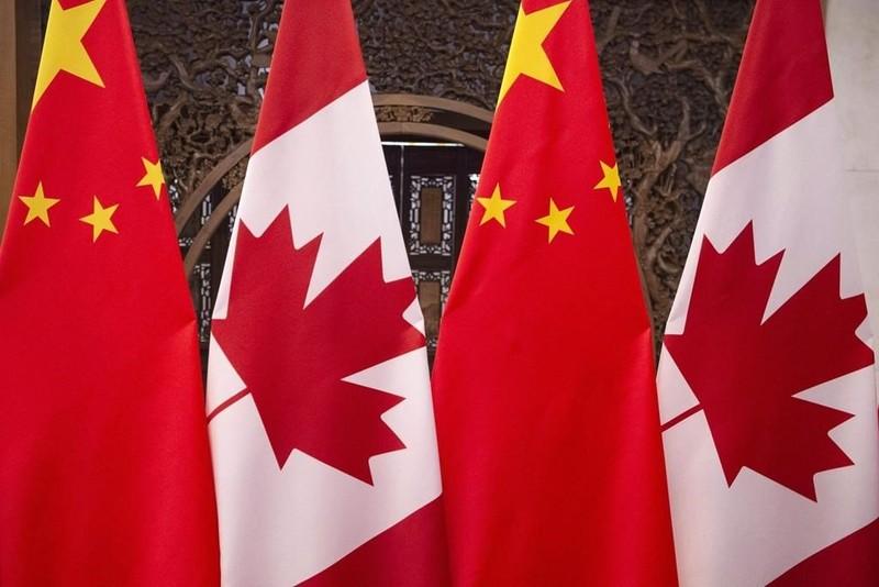 Trung Quốc ra cảnh báo đi lại với Canada - ảnh 1