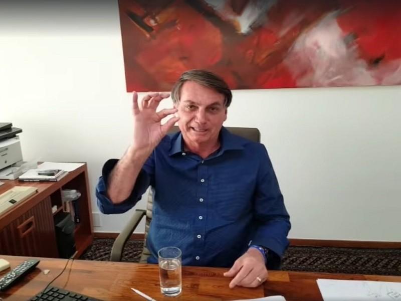 Tổng thống Brazil 'đặt cược' vào thuốc sốt rét để trị COVID-19 - ảnh 1