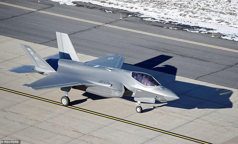 Bộ Ngoại giao Mỹ đồng ý bán 105 chiếc F-35 cho Nhật - ảnh 1
