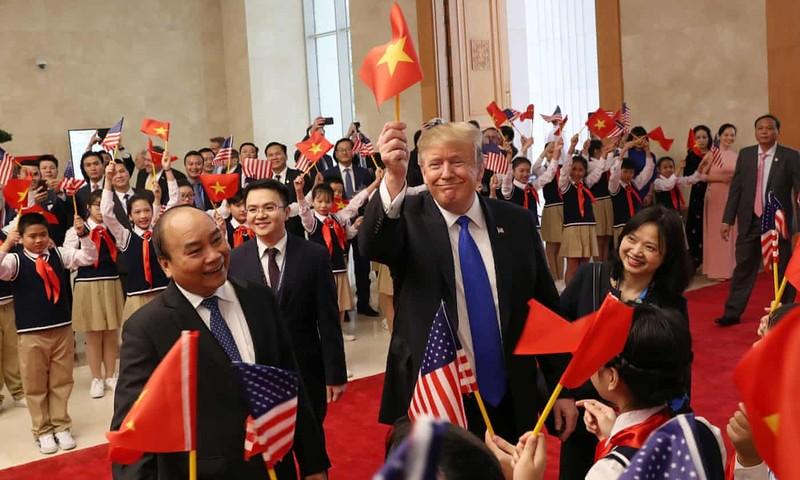 Điểm nhấn của hành trình 25 năm kiến tạo lòng tin Việt - Mỹ - ảnh 1