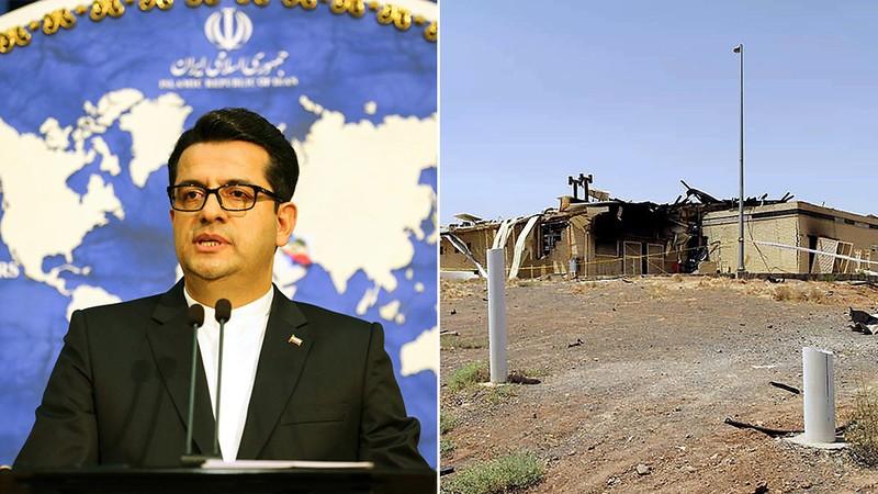Iran tuyên bố đáp trả bất kỳ nước nào gây ra vụ nổ ở Natanz - ảnh 1