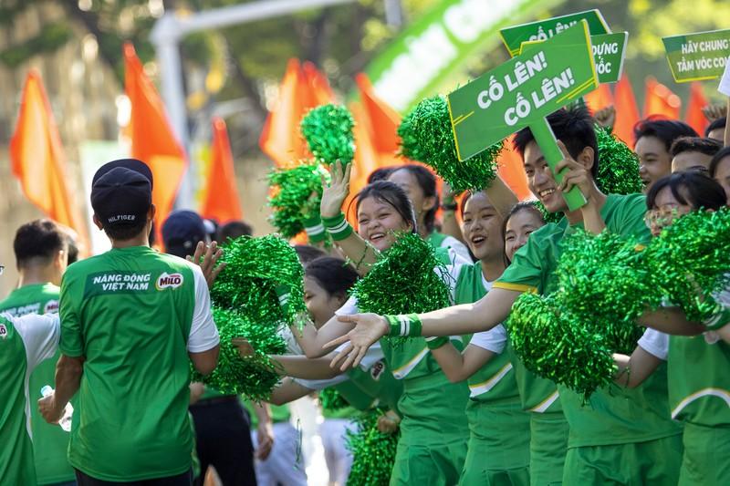 20.000 người tham gia chạy Olympic cấp thành phố - ảnh 10