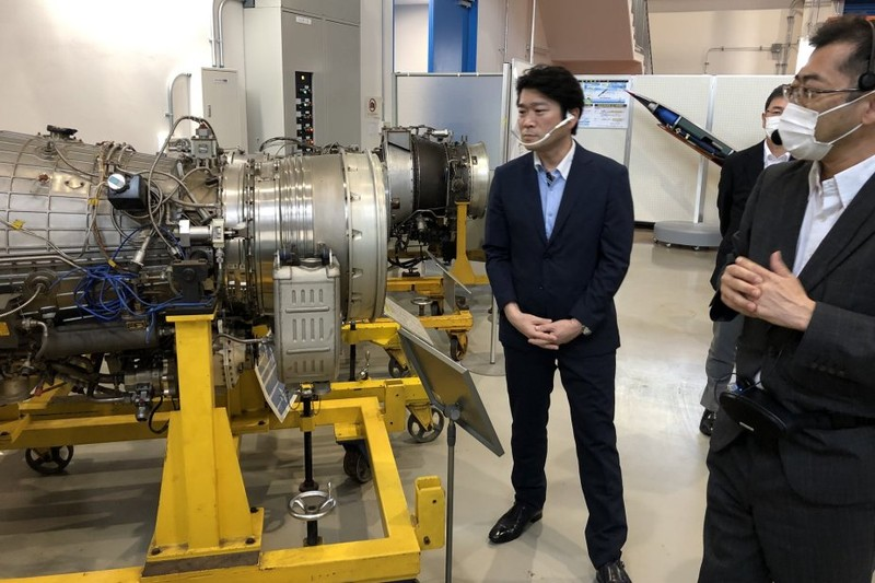 Nhật Bản vô tình lộ ảnh tên lửa siêu thanh đang phát triển?  - ảnh 1