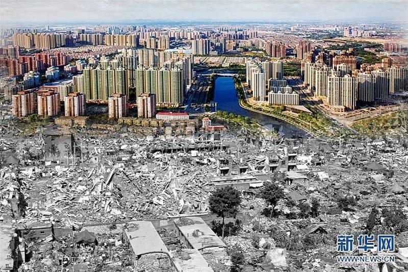 Trung Quốc: Động đất gợi thảm họa kinh hoàng hơn 40 năm trước - ảnh 1