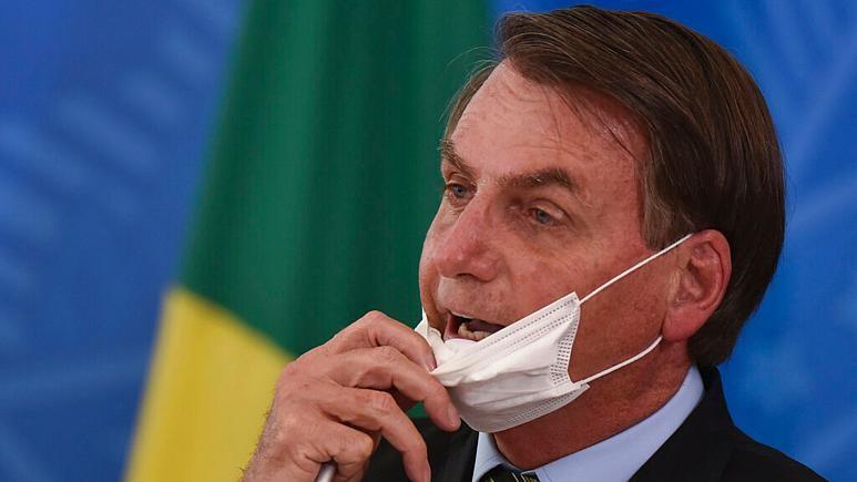 Tổng thống Brazil Bolsonaro lên tiếng về bệnh tình của mình - ảnh 1