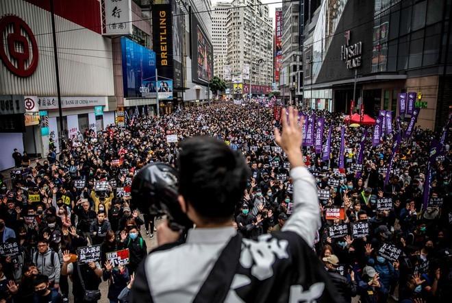 Nan giải tình thế các công ty Mỹ ở Hong Kong - ảnh 3