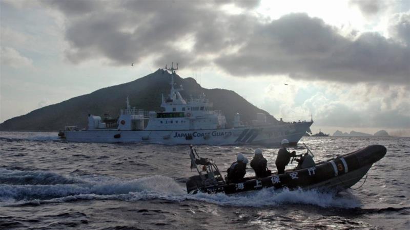 Nhật chỉ trích yêu sách Trung Quốc ở biển Hoa Đông, Biển Đông - ảnh 1